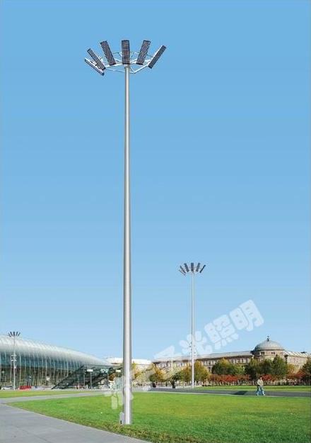 济宁圣光高度杆灯,高中:20-30m高中生的火最牌子书包图片